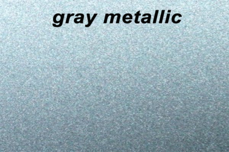 Sink Gray Metallic
