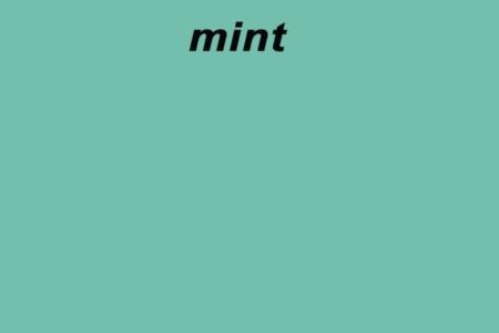 Sink Mint