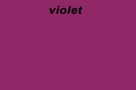 Sink Violet
