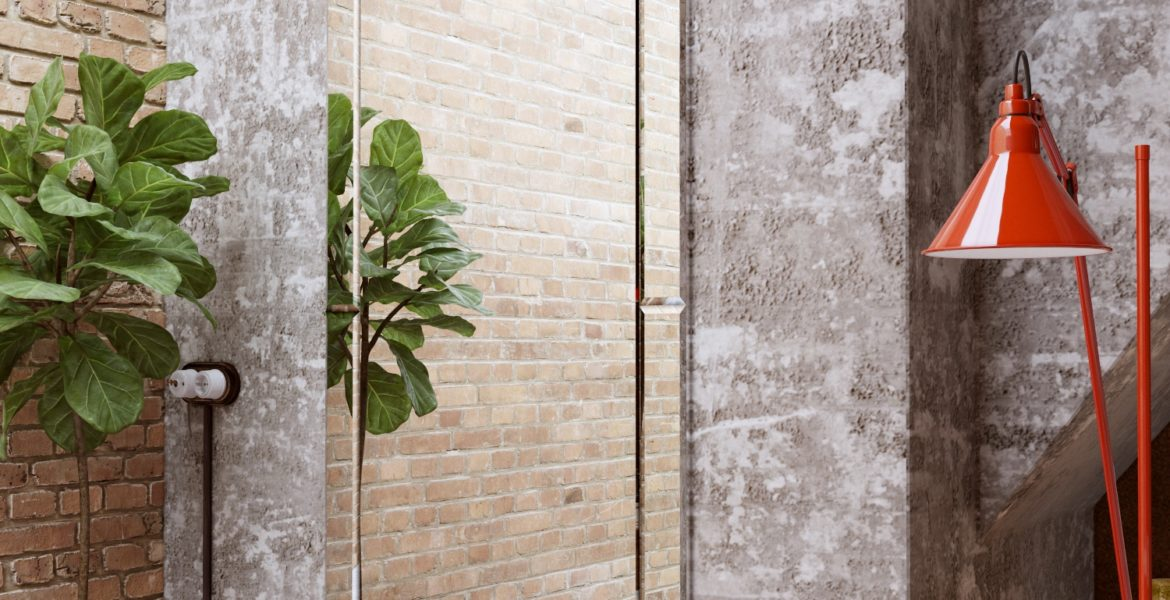 A bathroom mirror: basic types and forms